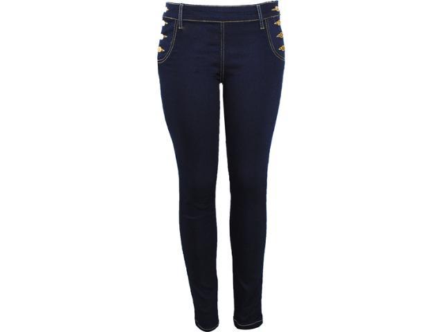 Calça Feminina M.officer 115401053 Jeans