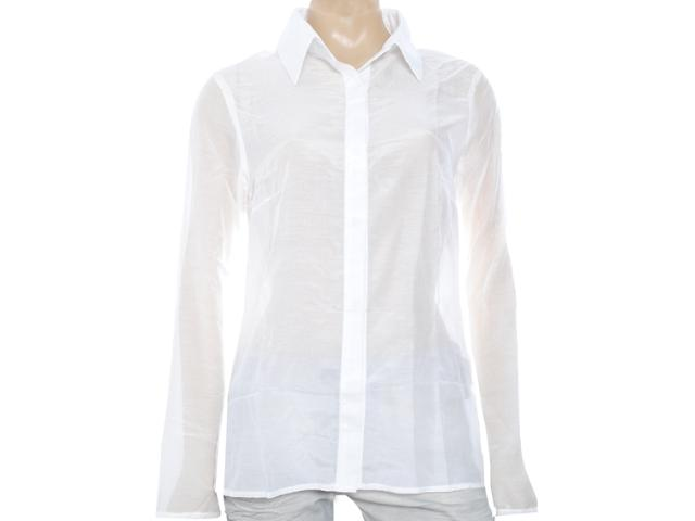 Camisa Feminina M.officer 115404133 Off White