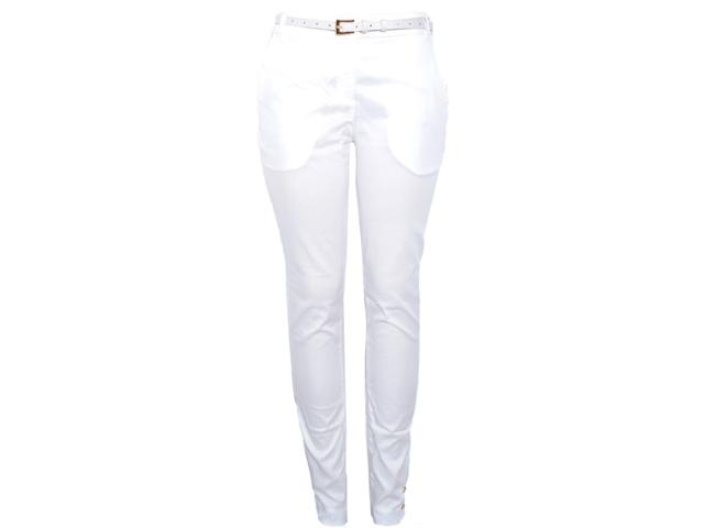 Calça Feminina Moikana 8209 Branco