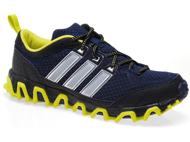 Tênis Masculino Adidas G60485 kx tr m Marinho/preto/amarelo