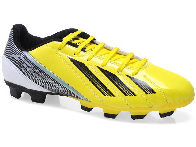 Chuteira Masculina Adidas G65423 f5 Trx fg Amarelo/preto/branco