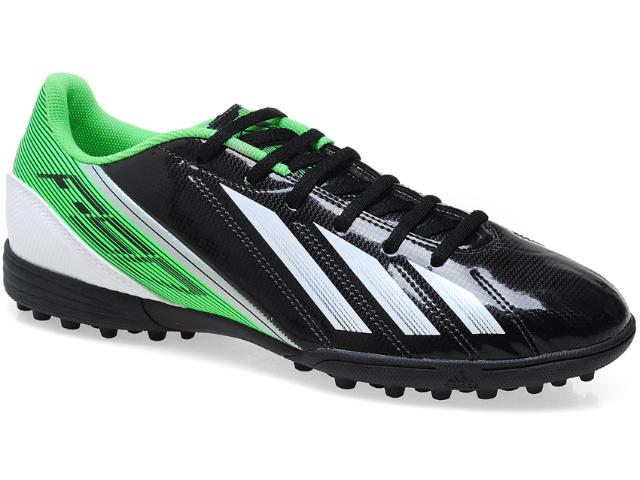 Tênis Masculino Adidas G65447 f5 Trx tf Preto/verde/branco