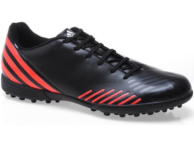 Tênis Masculino Adidas G64966 Predito lz Trx tf Preto/vermelho