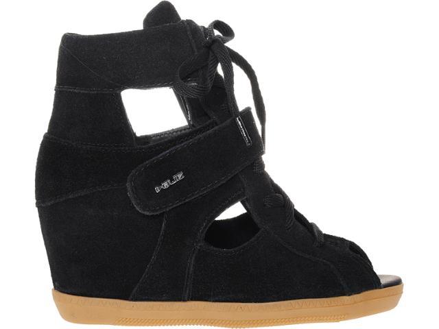 Sneaker Feminino Quiz 69906 Preto