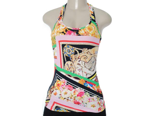 Regata Feminina Coca-cola Clothing 383200422 Estampado Color