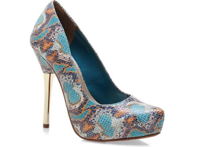 Sapato Feminino Via Marte 12-3301 Verde