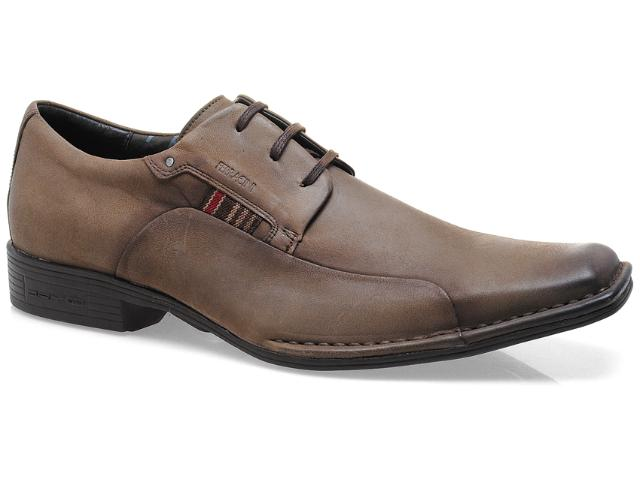 Sapato Masculino Ferracini 4322 Taupe