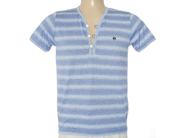 Camiseta Masculina Coca-cola Clothing 353203166 Azul