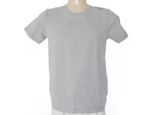 Camiseta Masculina Coca-cola Clothing 353203206 Cinza