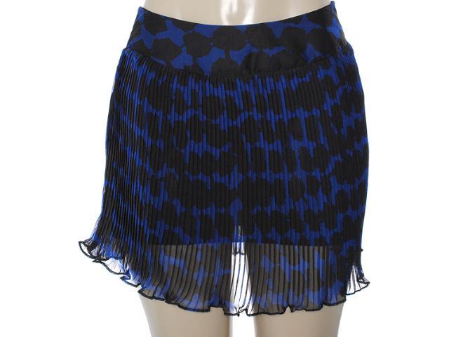Saia Feminina Dopping 017202005 Azul Bic