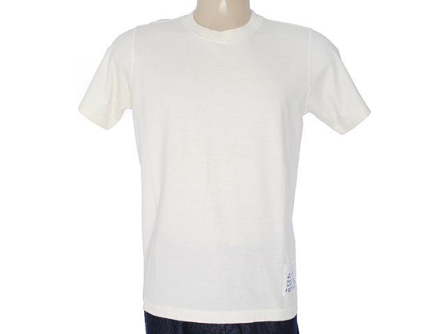 Camiseta Masculina Lado Avesso 78552 Bege