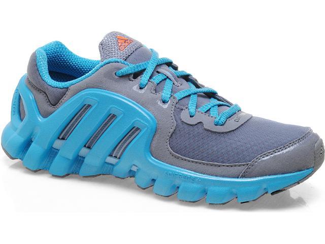 Tênis Feminino Adidas G49700 Clima Xtreme w Cinza/azul Celeste