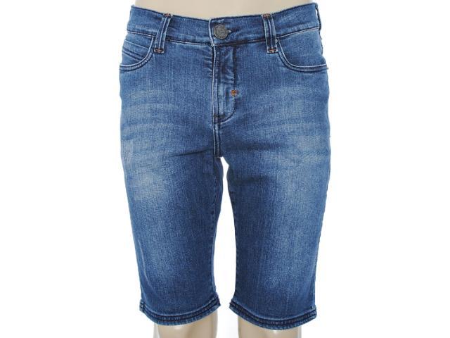 Bermuda Feminina Dzarm Z49u Sn565z Jeans
