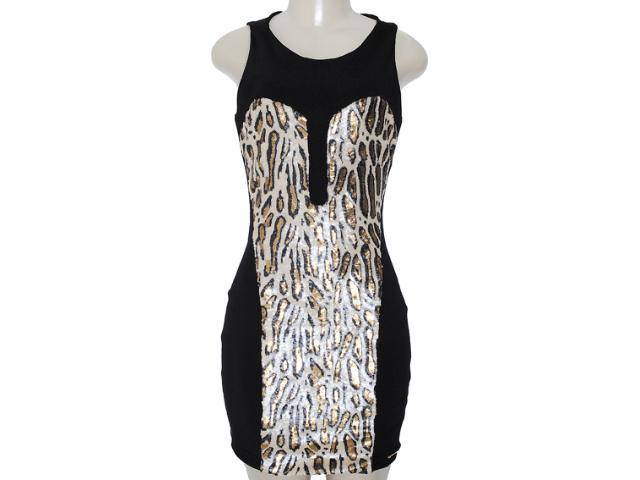 Vestido Feminino Lado Avesso 82609 Onca