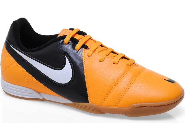 Tênis Masculino Nike 525177-810 Ctr360 Enganche Iii ic Laranja/preto