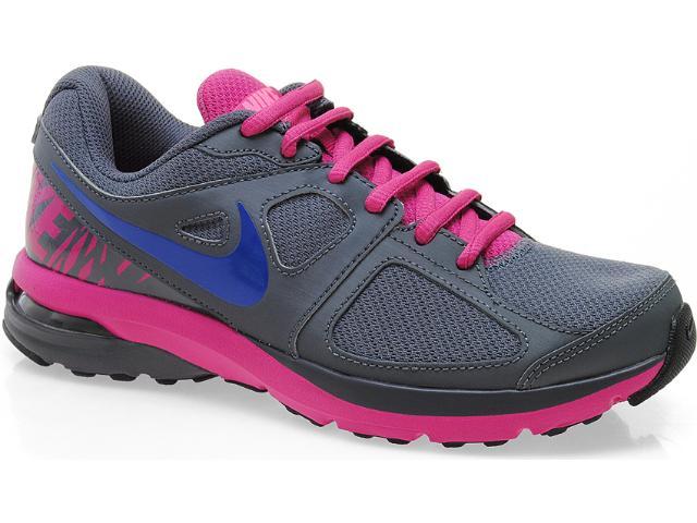 Tênis Feminino 554893-006 Wmns Nike Air Futurun Chumbo/violeta