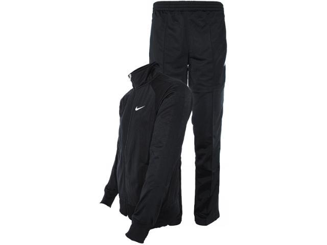Abrigo Masculino Nike 449939-010 Polywarp Warm up Preto