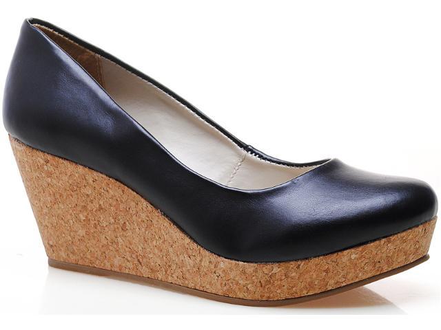 Sapato Feminino Brenners 9000 Preto