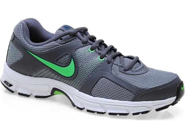 Tênis Masculino Nike 538407-007 Air Retaliate 2 Cinza/verde