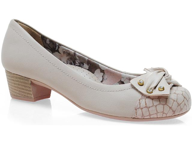 Sapato Feminino Campesi 3353 Avelã