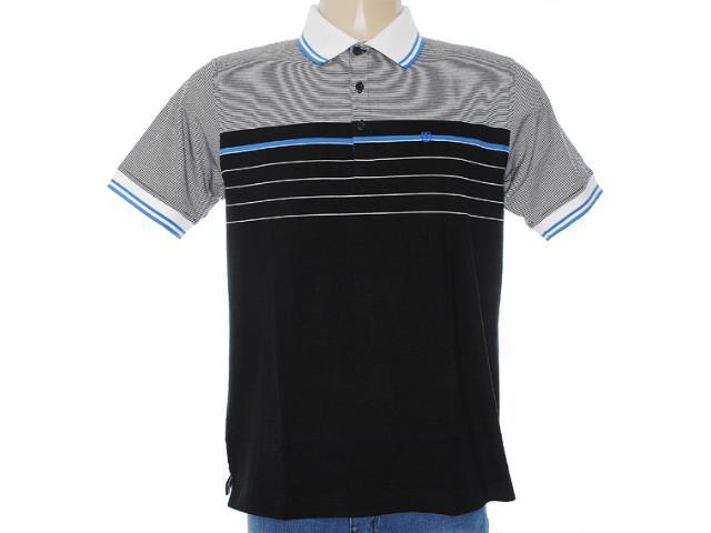Camisa Masculina Individual 306.00298.001 Preto