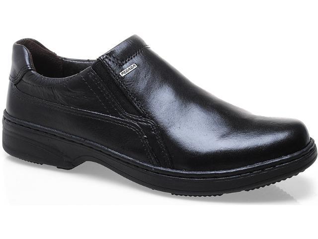 Sapato Masculino Pegada 21206-1 Preto