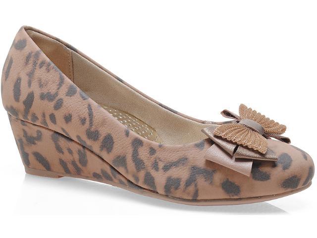 Sapato Feminino Campesi 3422 Amendoa