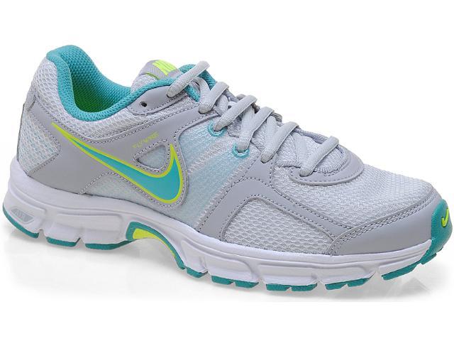 Tênis Feminino Nike 537609-008 Air Retaliate 2 Gelo/verde Agua