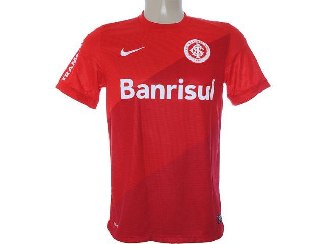 Camiseta Masculina Inter 545709-612 Sci ss Home Repl js Vermelho