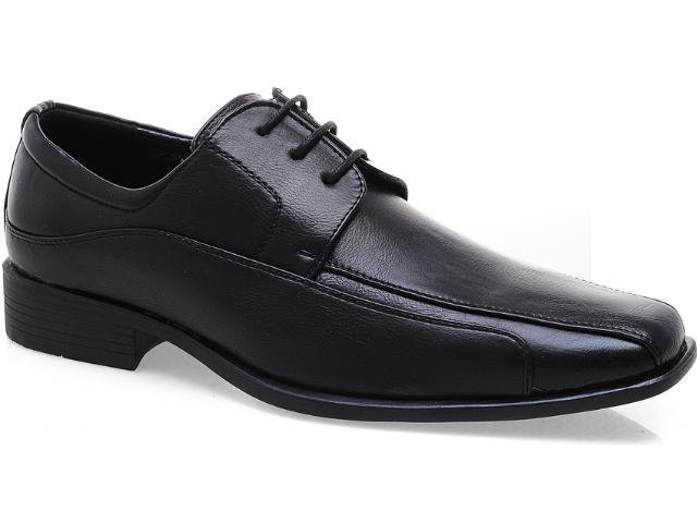 Sapato Masculino Broken Rules 89032 Preto