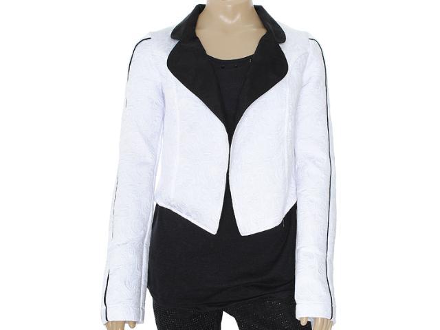 Casaco Feminino Coca-cola Clothing 483200112 Branco/preto