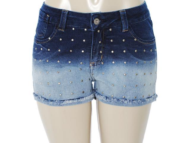 Short Feminino Kacolako 05893 Jeans