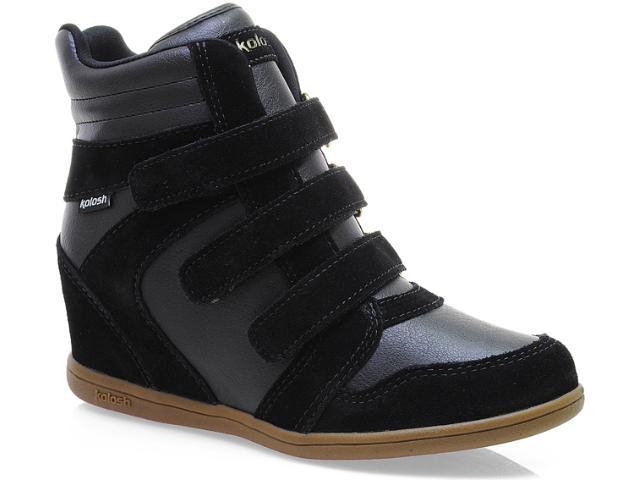 Sneaker Feminino Kolosh C0091 Preto