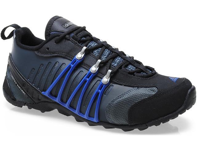 Tênis Masculino Adidas Q21258 Hellbender Ats Preto/cinza/azul