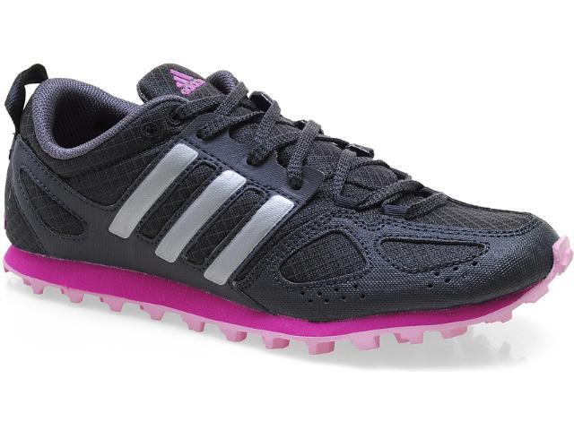 Tênis Feminino Adidas Q22230 xc tr w Grafite/violeta