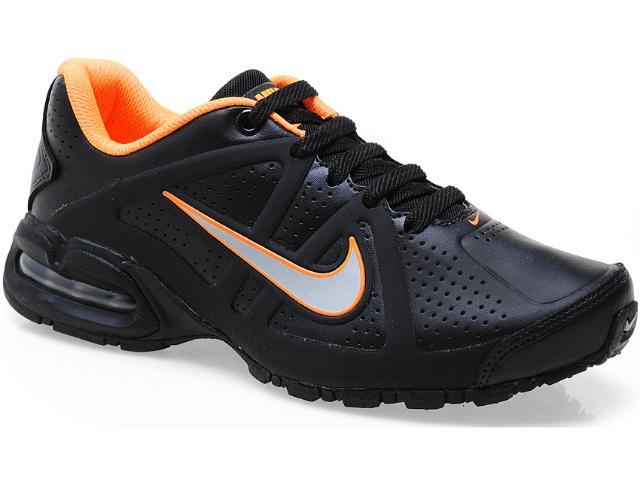 Tênis Feminino Nike 580433-001 Wmns Air Max Lte 3 sl e  Preto/laranja