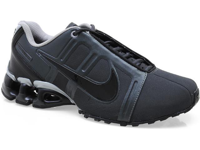 Tênis Masculino Nike 558441-002 Impax Contain ii sl Emb Chumbo/preto