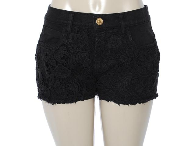 Short Feminino Coca-cola Clothing 63200430 Preto
