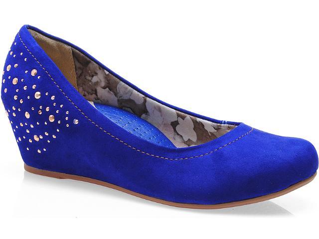 Sapato Feminino Campesi 3371 Azul