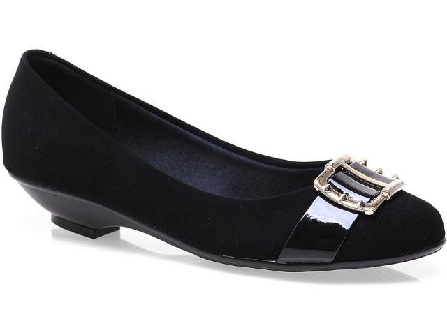 Sapato Feminino Moleca 5079727 Preto