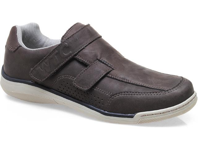 Sapatênis Masculino West Coast 79004/02 Brown