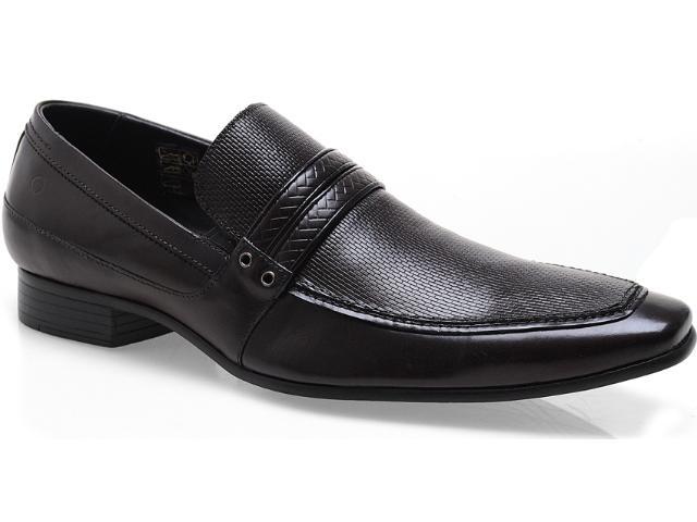 Sapato Masculino Democrata 451050 Tropic Café