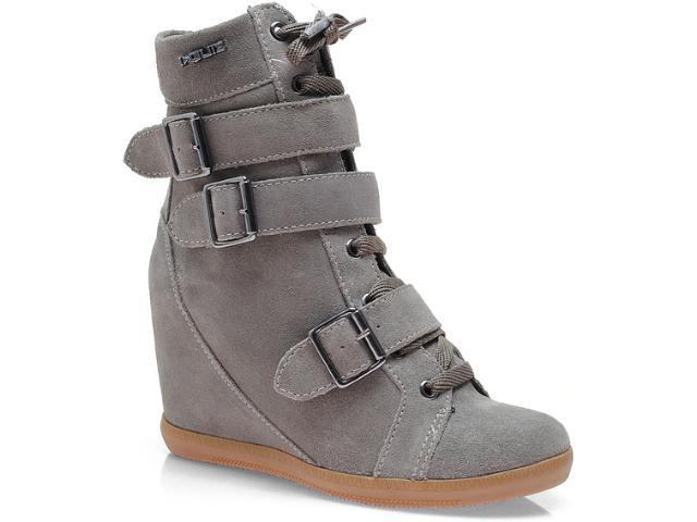 Sneaker Feminino Quiz 69928 Bambu