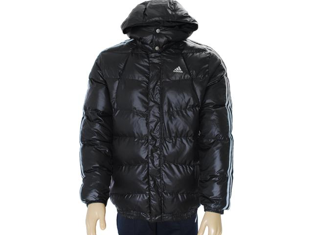 Jaqueta Masculina Adidas X13494 Downlike 3s Jkt Preto