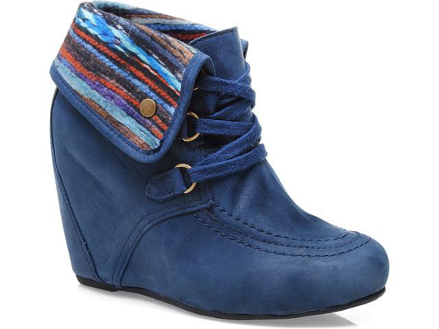 Sneaker Feminino Cravo e Canela 94403/11467 Carbono