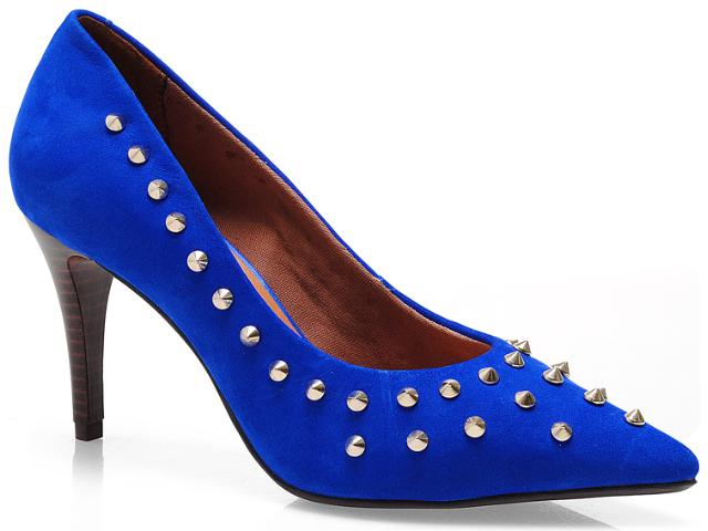 Sapato Feminino Giulia Domna 13167502 Royal