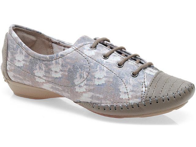 Sapato Feminino d Moon 10627 Bambu