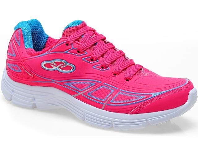 Tênis Feminino Olympikus Turn 940 Pink/celeste