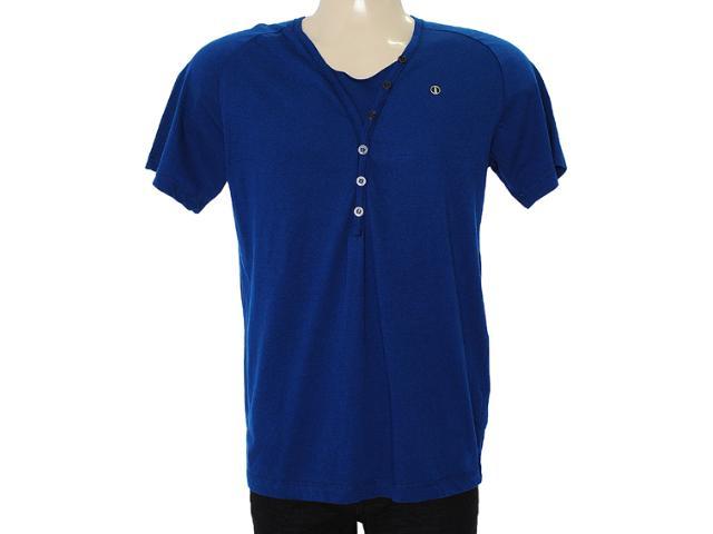 Camiseta Masculina Coca-cola Clothing 353203155 Marinho