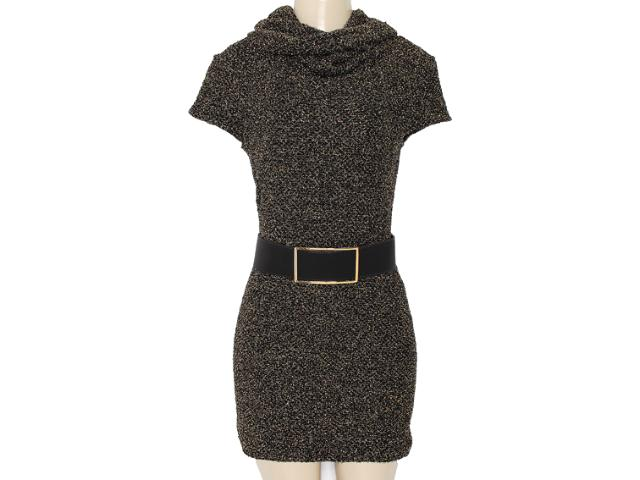 Vestido Feminino Dopping 018053019 Preto